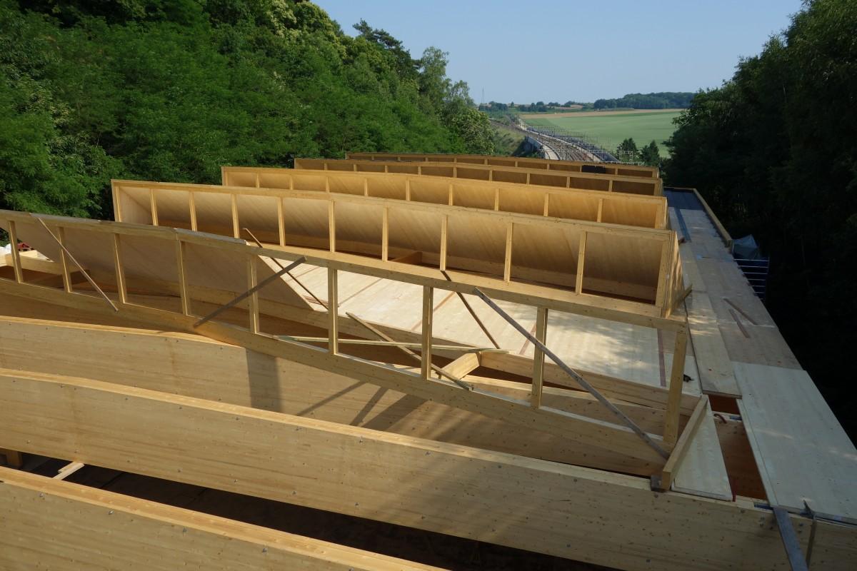 ITech Wood – Hall sportif du collège Christ Roi – Ottignies
